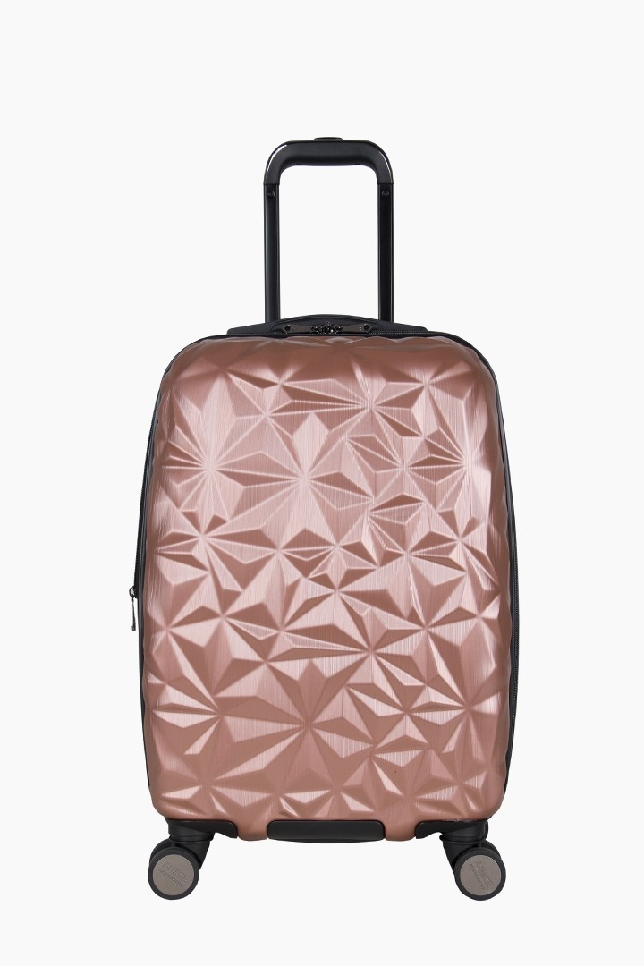 "Geo Chic 20"" Hardcase Carry-On"