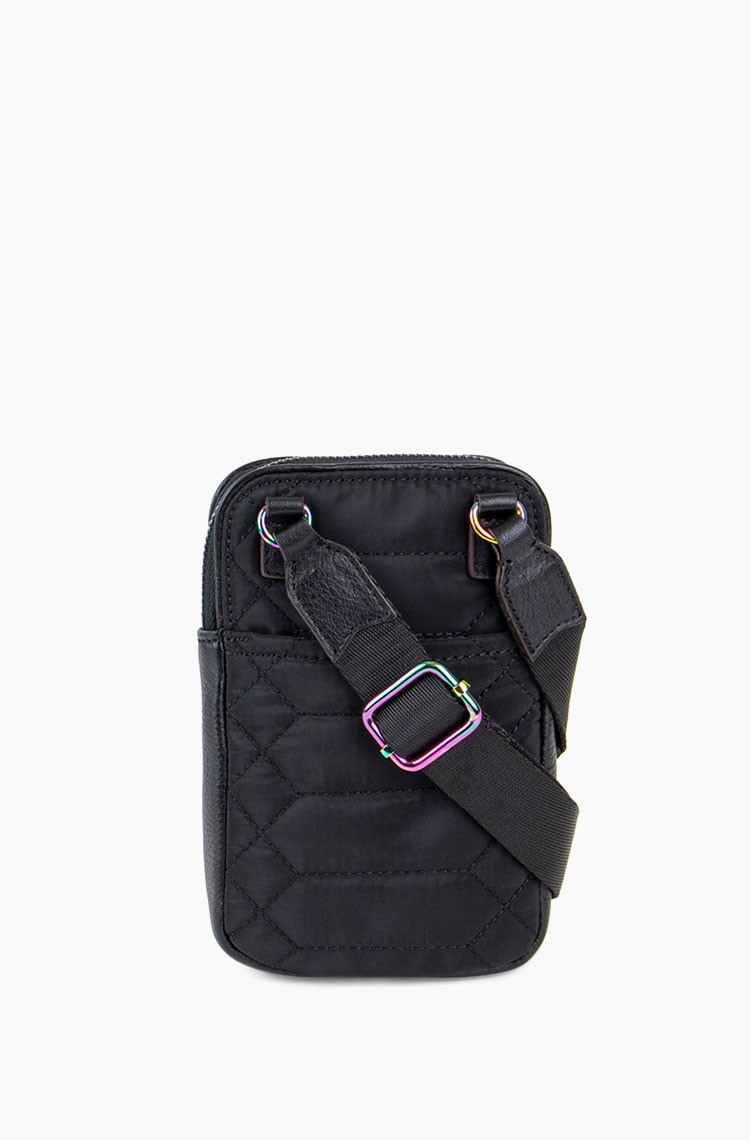 Nylon Just Saying Stadium Crossbody