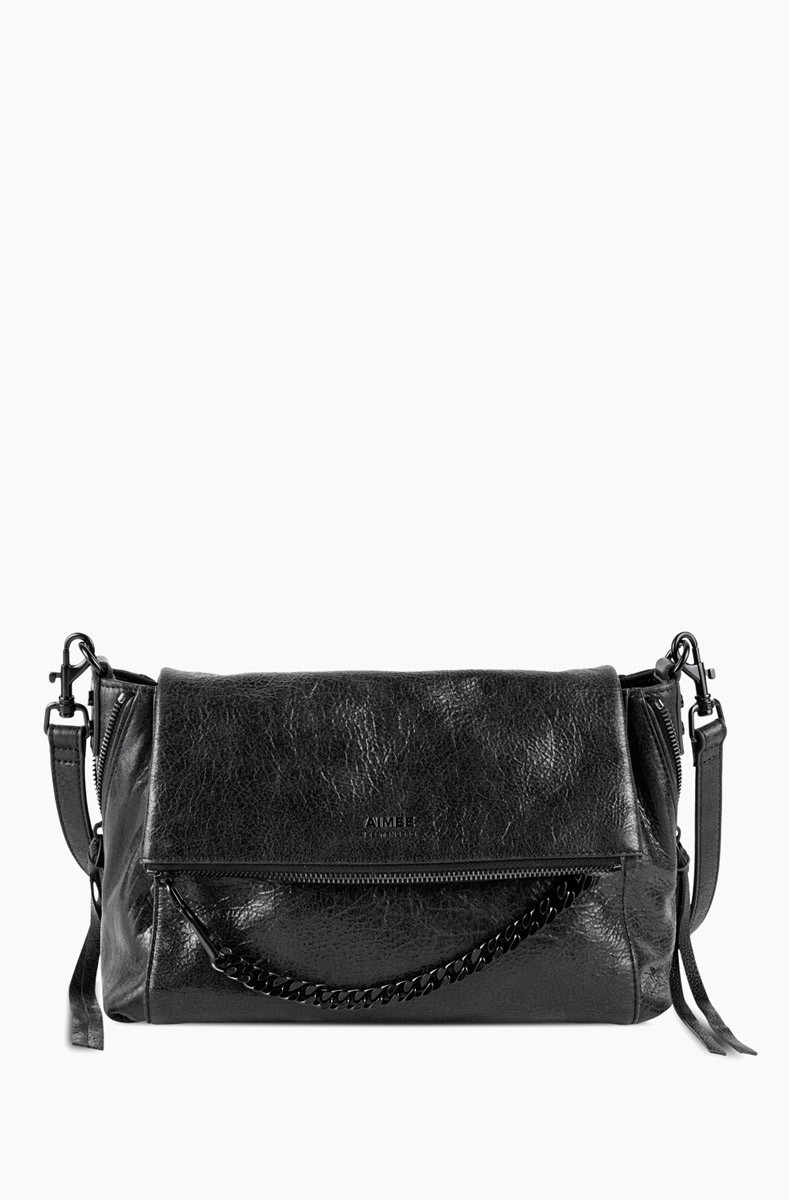 No B.S. Double Entry Crossbody