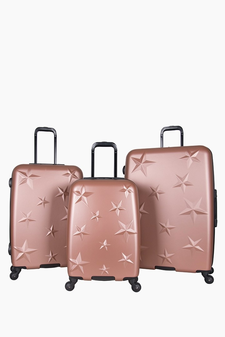 Star Journey Luggage Collection Trio