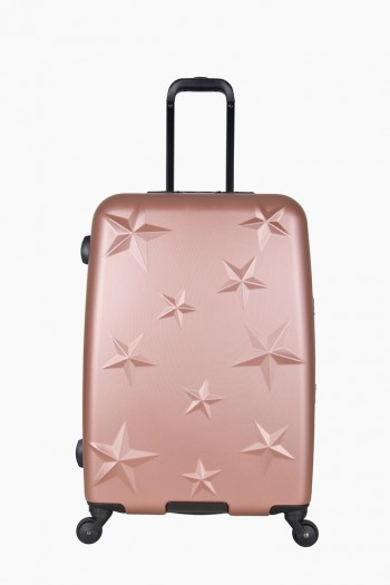 "Star Journey 24"" Hardcase, Rose Gold"