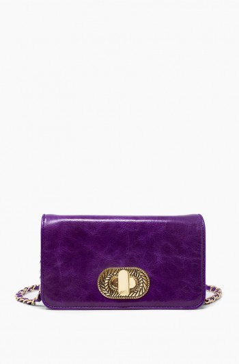 After Hours Crossbody, Violet