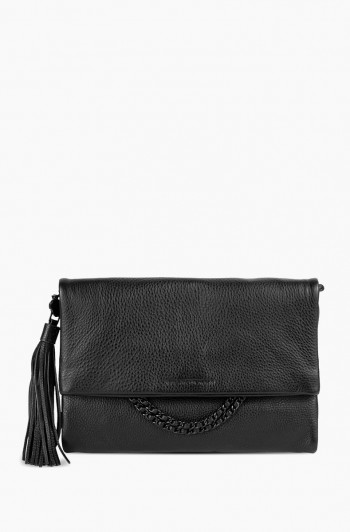 Bali Convertible Clutch, Black