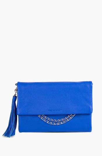 Bali Convertible Clutch, Lapis Blue