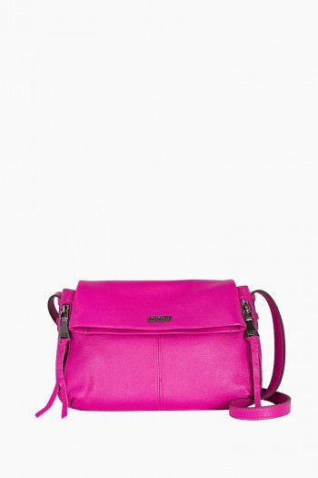 Bali Crossbody, Power Pink