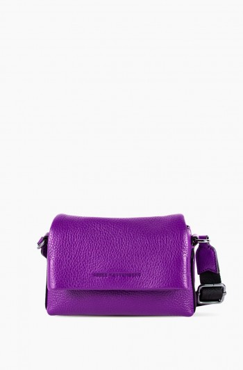 Biggest Fan Stadium Crossbody, Violet