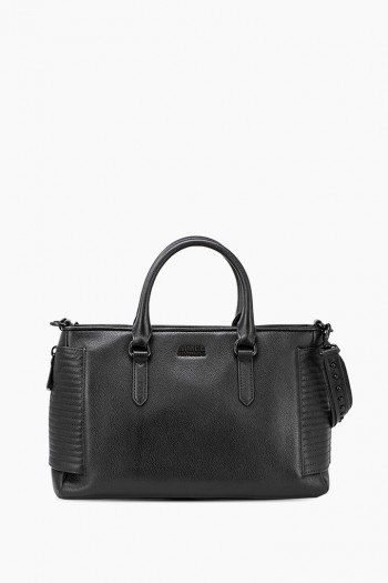 Biker Babe Satchel, Black