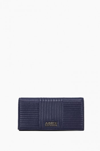 Biker Babe Bifold Wallet, Royal Navy
