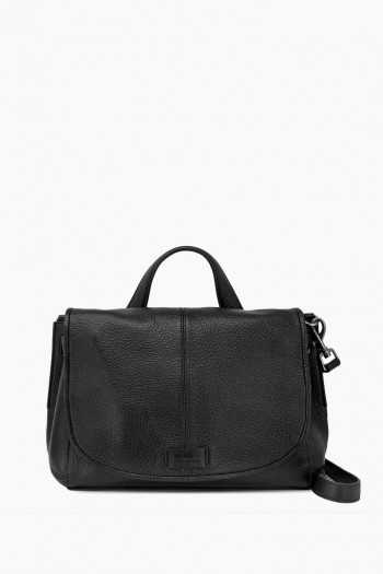 Boss Babe Large Crossbody, Black