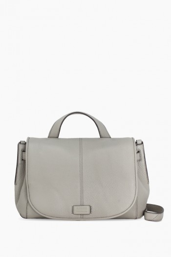 Boss Babe Large Crossbody, Elephant Grey