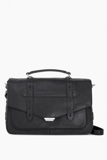 City Gypsy Messenger, Black