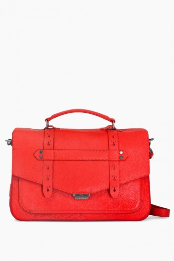 City Gypsy Messenger, Cherry Red
