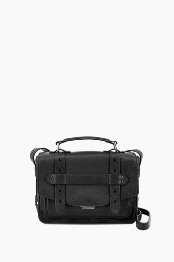 City Gypsy Crossbody, Black