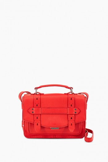 City Gypsy Crossbody, Cherry Red