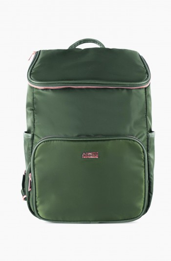 Cordova Zip-Around Backpack, Olive