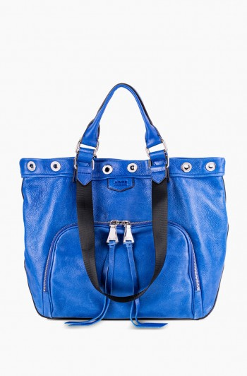 Day Dreamer Tote, Lapis Blue