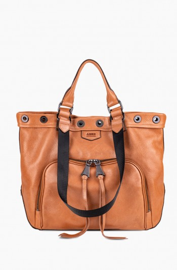 Day Dreamer Tote, Camel