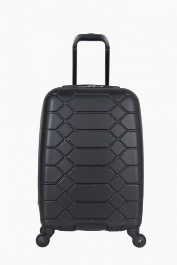 "Diamond Anaconda 20"" Hardcase Carry-on, Black"