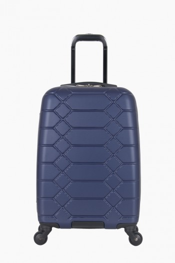 "Diamond Anaconda 20"" Hardcase Carry-On, Navy"