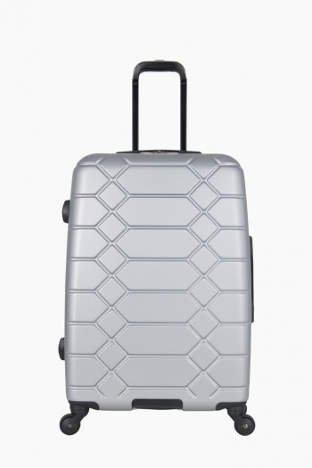 "Diamond Anaconda 24"" Hardcase, Silver"