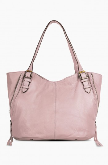 Dreamer Convertible Shopper, Chalk Pink