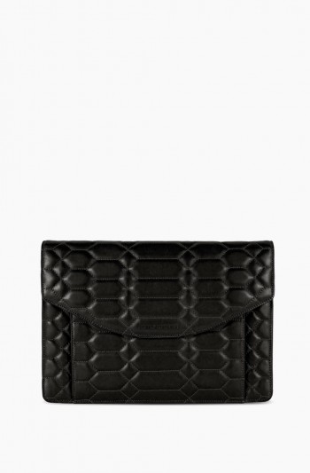 Dusk Till Dawn Clutch, Black