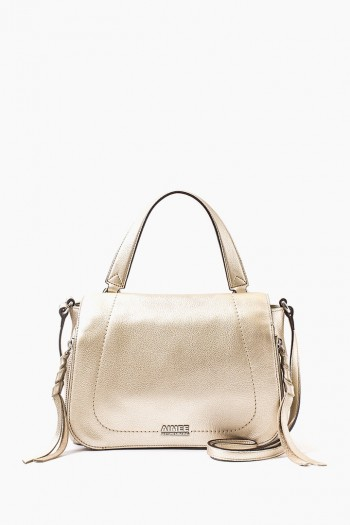 Gianna Crossbody, Champagne