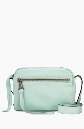 Going Places Crossbody, Aquamarine