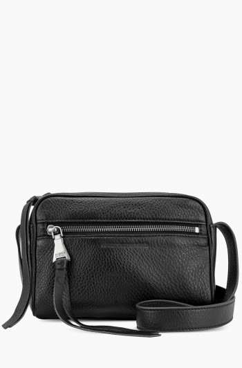 Going Places Crossbody, Black
