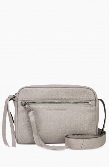 Going Places Crossbody, Slate Gray