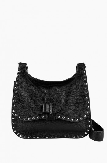 Happy Hour Convertible Shoulder Bag, Black