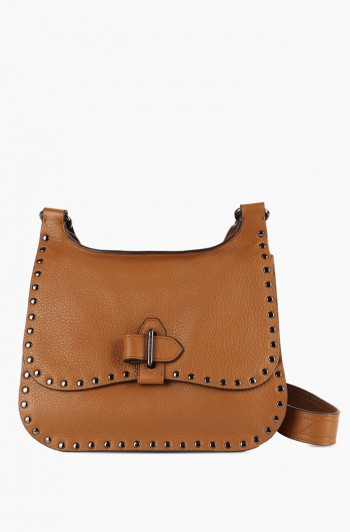 Happy Hour Convertible Shoulder Bag, Camel