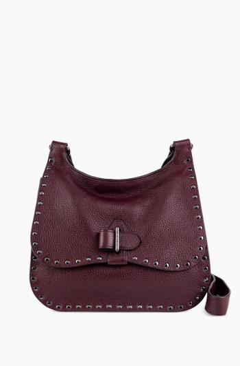Happy Hour Convertible Shoulder Bag, Vino
