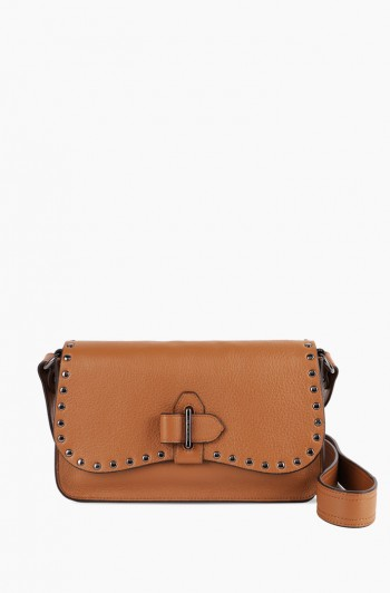Happy Hour Crossbody, Camel