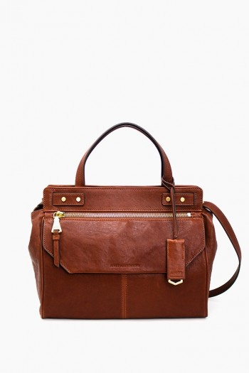Kaya Satchel, Almond
