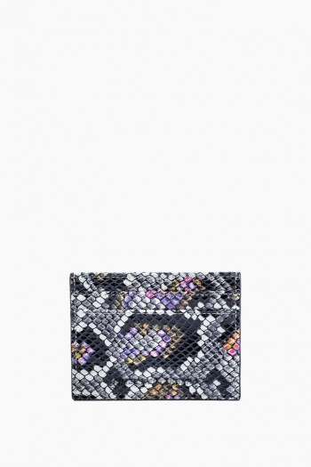 London Wallet, Iridescent Snake