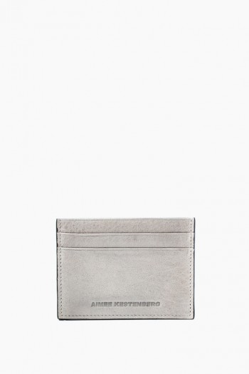 London Wallet, Vintage Light Grey