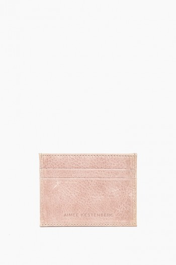London Wallet, Vintage Lily Pink