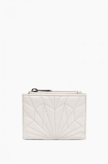 It's a Love Thing Bifold Wallet, Vanilla
