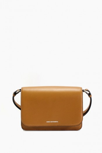 Mariah Crossbody, Chestnut