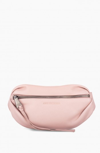 Milan Bum Bag, Chalk Pink