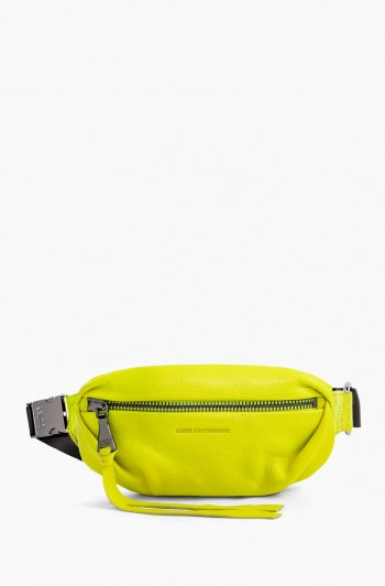Milan Bum Bag, Citrine