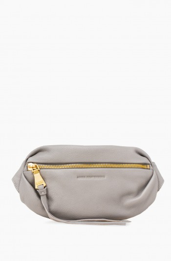 Milan Bum Bag, Slate Gray