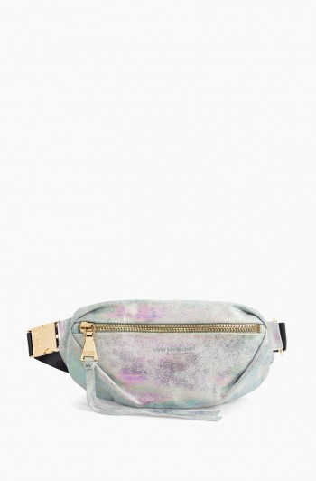 Milan Bum Bag, Sunrise Metallic
