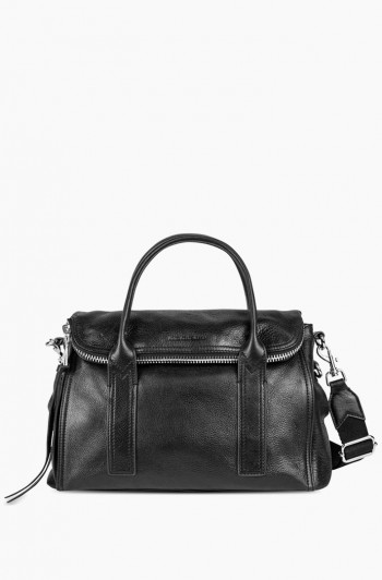 On My Way Satchel, Black