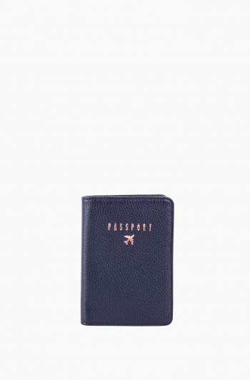 Passport Cover, Royal Navy