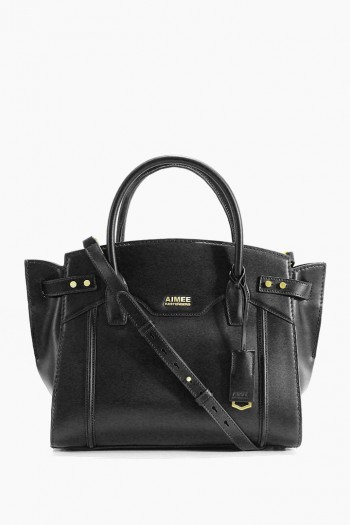 Phoenix Satchel, Black