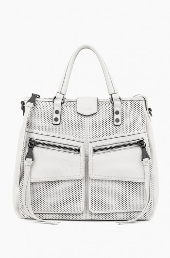 Road Trip Convertible Backpack, Vanilla