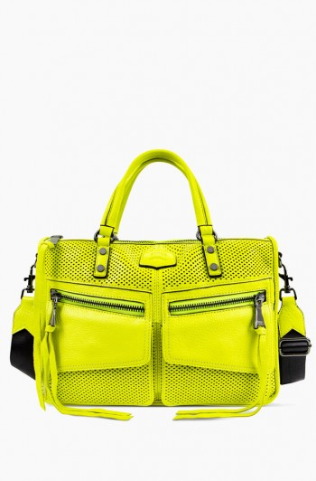 Road Trip Satchel, Citrine