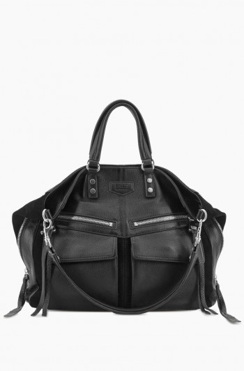 Road Trip Tote, Black